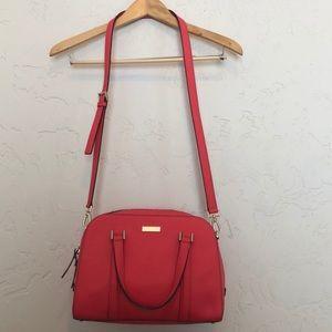 Kate Spade Coral Felix Saffiano Leather Satchel